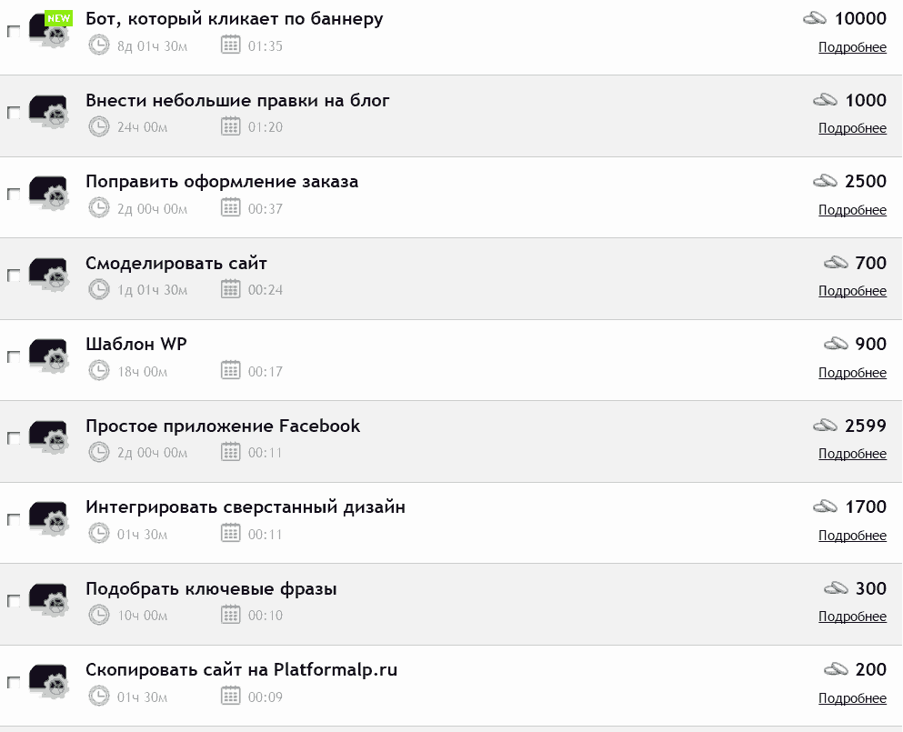 Воркзилла отзывы 2018: разработка сайтов