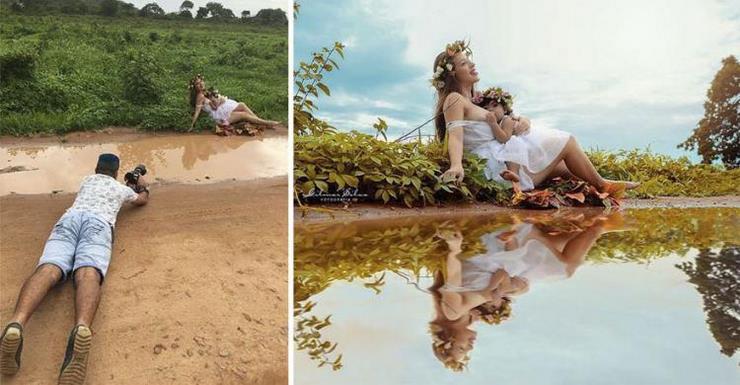 Креативный текст рекламы фотографа