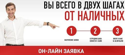 Листовка рекламы банков, кредитов, займов